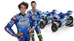 Presentazione Team Suzuki Ecstar MotoGP 2020, Joan Mir, Alex Rins