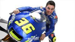 Presentazione Team Suzuki Ecstar MotoGP 2020, Joan Mir