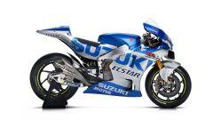 Presentazione Team Suzuki Ecstar MotoGP 2020