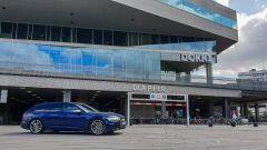 Prima notte ad Aarhus per la Audi S6