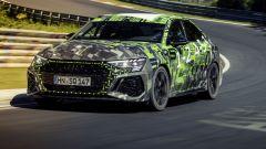 Video: record al Nurburgring per Nuova Audi RS 3