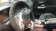 Prime immagini degli interni della Mercedes GLA AMG45 2020