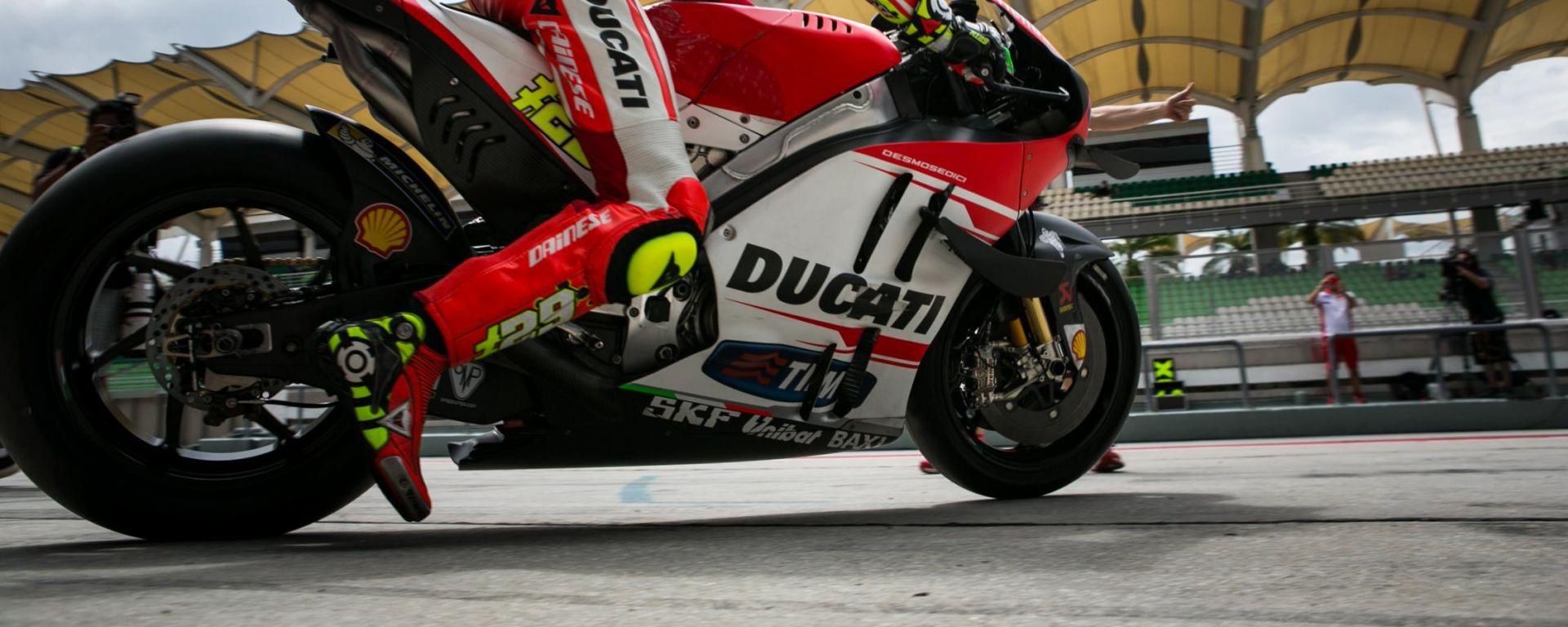 Primo giorno di test in Qatar: risultati MotoGP