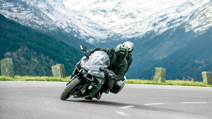 Problemi alla ECU che possono causare rotture della trasmissione per la Kawasaki Ninja H2
