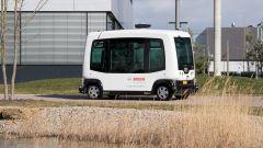 Progetto 3F di Bosch per shuttle a guida autonoma: come funziona