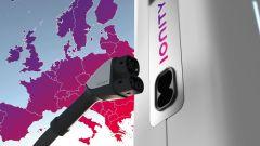 Progetto Ionity, BMW, Ford, Mercedes e Volkswagen insieme per rete di ricarica europea