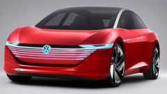 Progetto Trinity: la concept Volkwagen ID.Vizzion