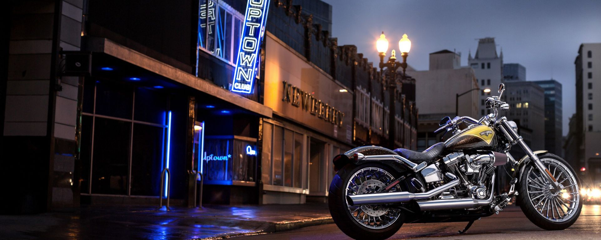 La gamma Harley-Davidson 2013