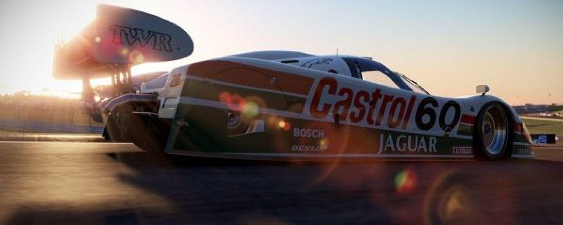 Project Cars 2: online la demo per PS4 e Xbox One
