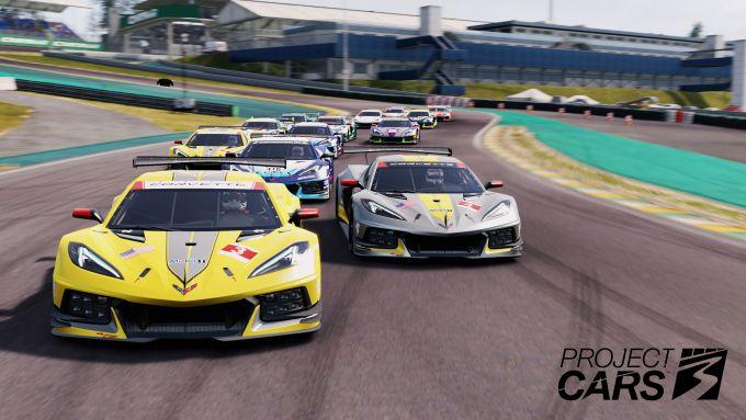 Project Cars 3: 211 auto e oltre 140 tracciati