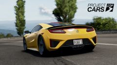 Project Cars 3: Acura NSX in Toscana