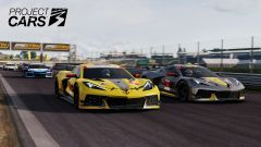 Project Cars 3: Corvette C8R a Interlagos