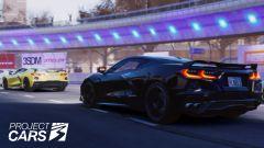 Project Cars 3: Corvette Stingray a Shangai
