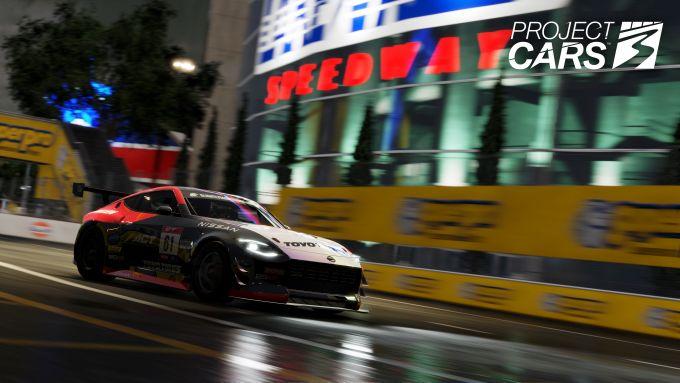 Project Cars 3, il DLC Power Pack: Nissan Proto Z