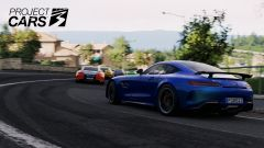 Project Cars 3: Mercedes AMG GTR in Toscana