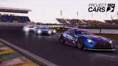 Project Cars 3: Mercedes AMG GTR3 a Interlagos