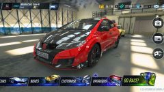 Project Cars GO: una schermata di gioco