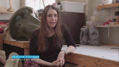 Project Graham: la realizzatrice della scultura è l' artista di Melbourne Patricia Piccinini