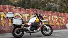 Nuova Moto Guzzi V85 TT in promozione: l'offerta di maggio - Immagine: 2