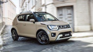 Promozioni Suzuki 2021: anche per la piccola Ignis