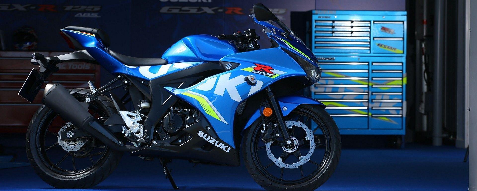 Promozioni Suzuki: la GSX-250R vi regala 500 euro di benzina