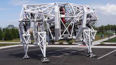 Prosthesis Mech Racing: come si controlla l'esoscheletro