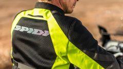 Protezioni certificate EN1621-1 su gomiti e spalle