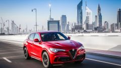 Alfa Romeo Stelvio Quadrifoglio: supercar travestita da SUV [VIDEO] - Immagine: 6