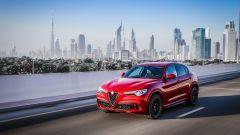 Alfa Romeo Stelvio Quadrifoglio: supercar travestita da SUV [VIDEO] - Immagine: 7