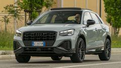 Prova Audi Q2 35 TFSI S tronic S line: 150 CV e cambio automatico