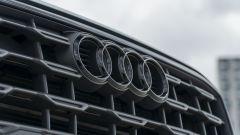 Prova Audi Q2 35 TFSI S tronic S line: aggressiva la calandra nero lucido