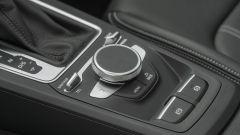 Prova Audi Q2 35 TFSI S tronic S line: i comandi del MMI touch