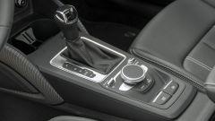Prova Audi Q2 35 TFSI S tronic S line: il cambio DSG a 7 rapporti