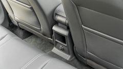 Prova Audi Q2 35 TFSI S tronic S line: il mobiletto posteriore
