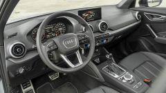 Prova Audi Q2 35 TFSI S tronic S line: il posto guida