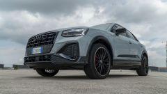 Prova Audi Q2 35 TFSI S Tronic S line: consumi, pregi, difetti