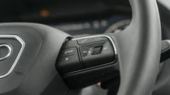 Prova Audi Q2 35 TFSI S tronic S line: il tasto * sul volante