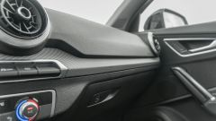 Prova Audi Q2 35 TFSI S tronic S line: la plancia