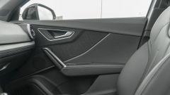 Prova Audi Q2 35 TFSI S tronic S line: le casse B&O nelle portiere