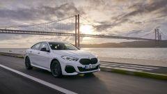 Piccola berlina, Gran Coupé: prova dell'ultima BMW Serie 2 - Immagine: 13