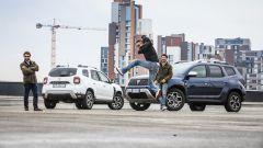 Dacia Duster GPL vs Dacia Duster diesel: la prova confronto - Immagine: 1