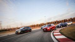 Prova confronto in video tra le compatte a 5 porte Citroen C3, Ford Fiesta, Nissa Micra, Suzuki Swift, Volkswagen Polo