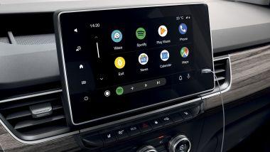 Prova di Renault Kangoo 2021: il nuovo infotainment centrale