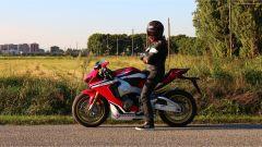 Prova Honda CBR 1000 RR Fireblade SP: l'abbigliamento