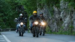 V7 Special, Street Twin, Interceptor 650: vintage a confronto - Immagine: 1