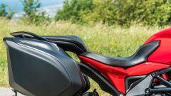 MV Agusta Turismo Veloce 800 Rosso: esclusività popolare. La prova - Immagine: 9