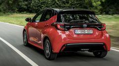 Nuova Toyota Yaris, Genio del full hybrid. La nostra prova - Immagine: 9