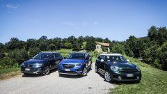 I SUV a benzina Opel, Seat e Mini sfidano le versioni diesel - Immagine: 1