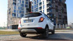 Opel Mokka X GPL Tech Innovation: anche gasata, la crossover va liscia - Immagine: 14