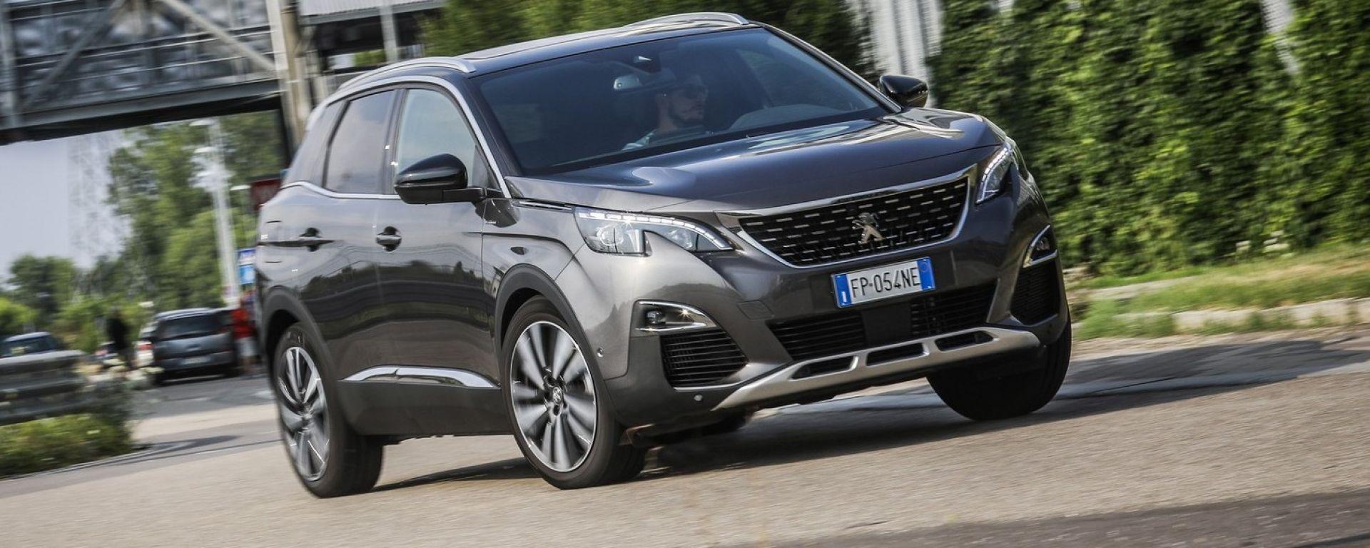 Peugeot 3008 1.5 diesel 130 cv: opinioni, pregi e difetti
